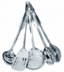 Amco Stainless Steel 5-Piece Utensil Set