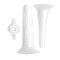 KitchenAid SSA Sausage Stuffer Kit Attachment for Food Grinder