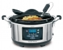 Hamilton Beach 33967A Set 'n Forget Programmable Slow Cooker, 6-Quart