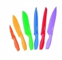Cuisinart Advantage 12-Piece Knife Set, Bright (6 knives and 6 knife covers)