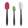 OXO Good Grips 3-Piece Silicone Spatula Set
